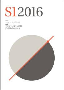 Informe de oficinas. Primer semestre 2016. Madrid y Barcelona