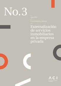 Externalización de servicios inmobiliarios en la empresa privada